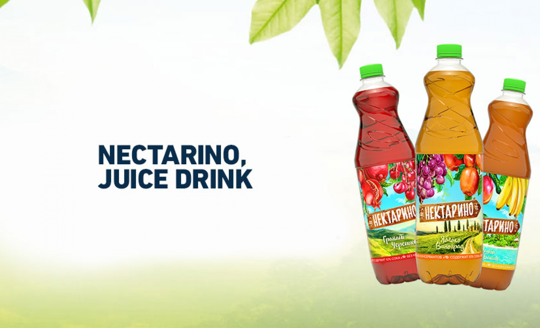 Nectarino, Juice Drink